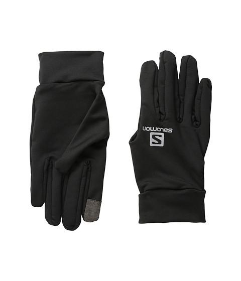 Salomon Active Glove U - Black 2