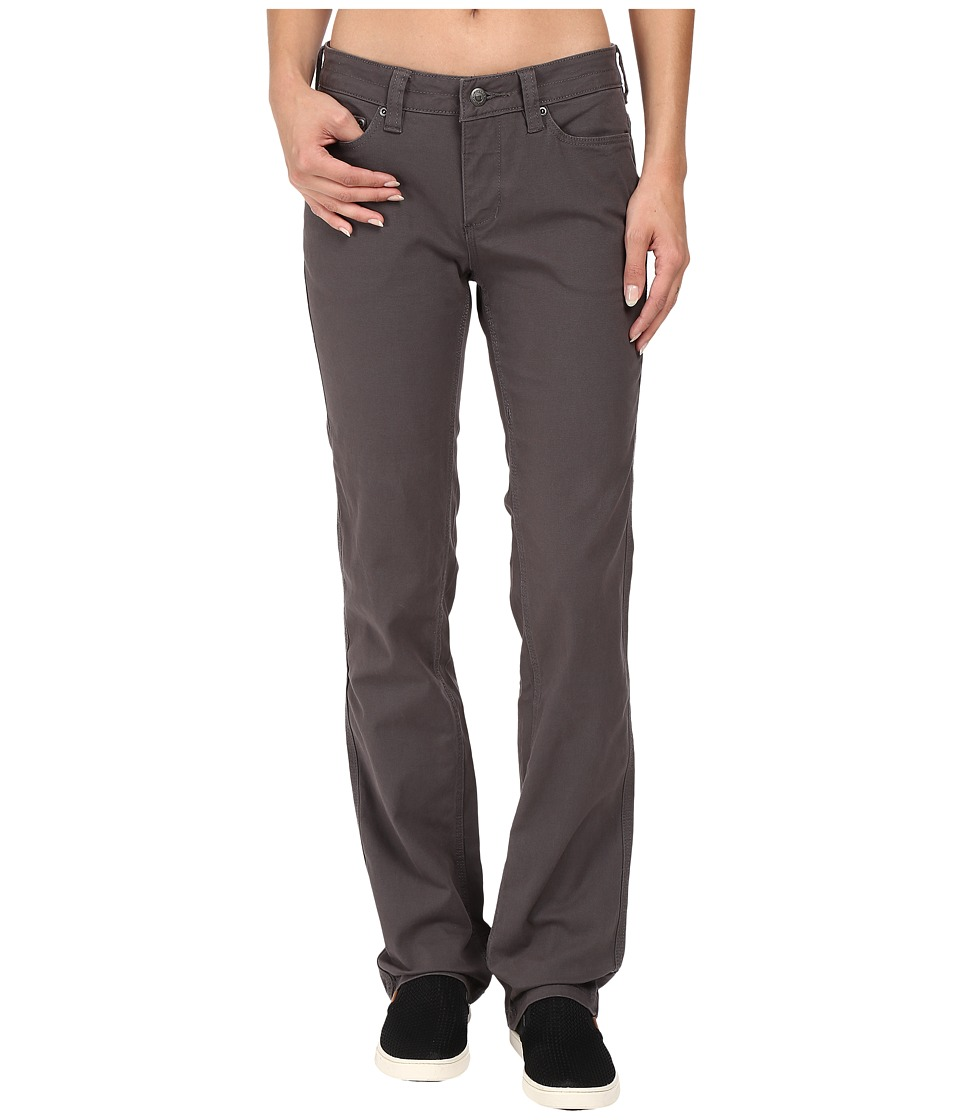 Mountain Khakis - Camber 106 Pants Classic Fit (Slate) Womens Casual Pants