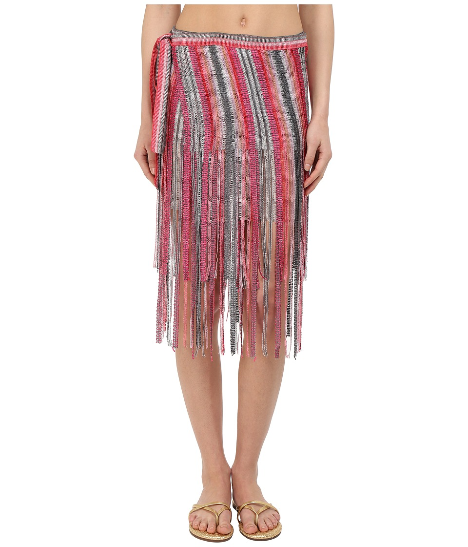 Missoni PR4VVID5396 Pink/Grey Womens Skirt