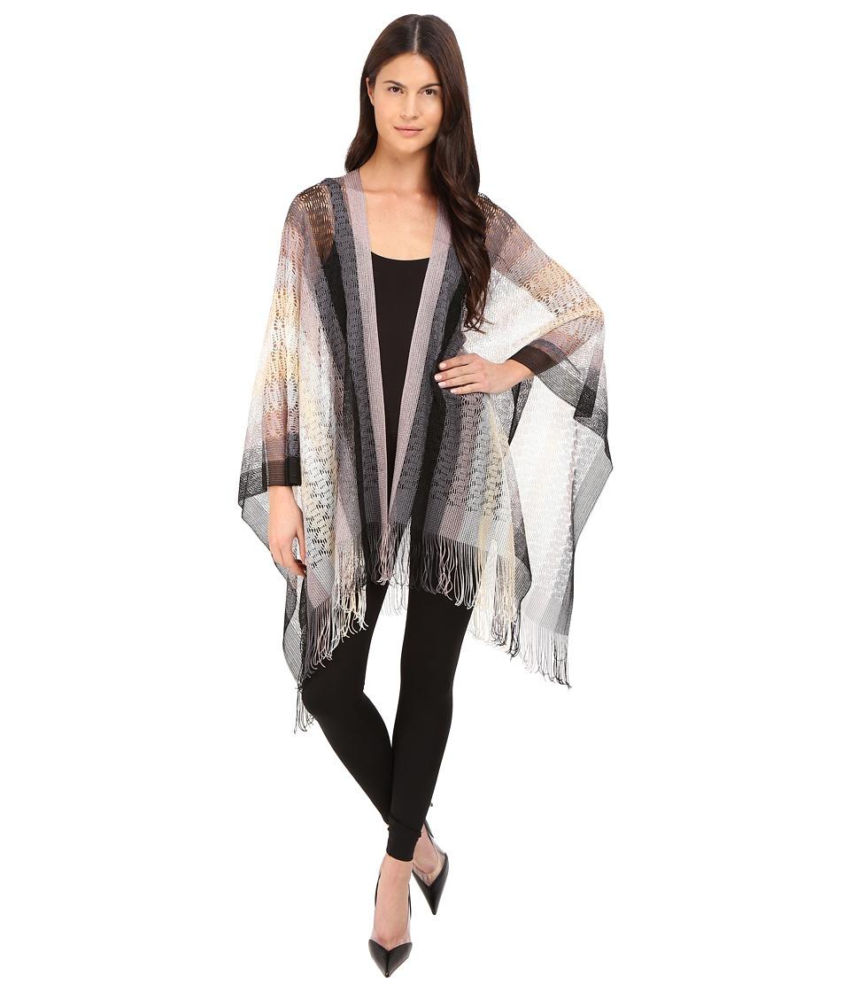 Missoni MAU7VID5437 Grey/Tan Womens Clothing