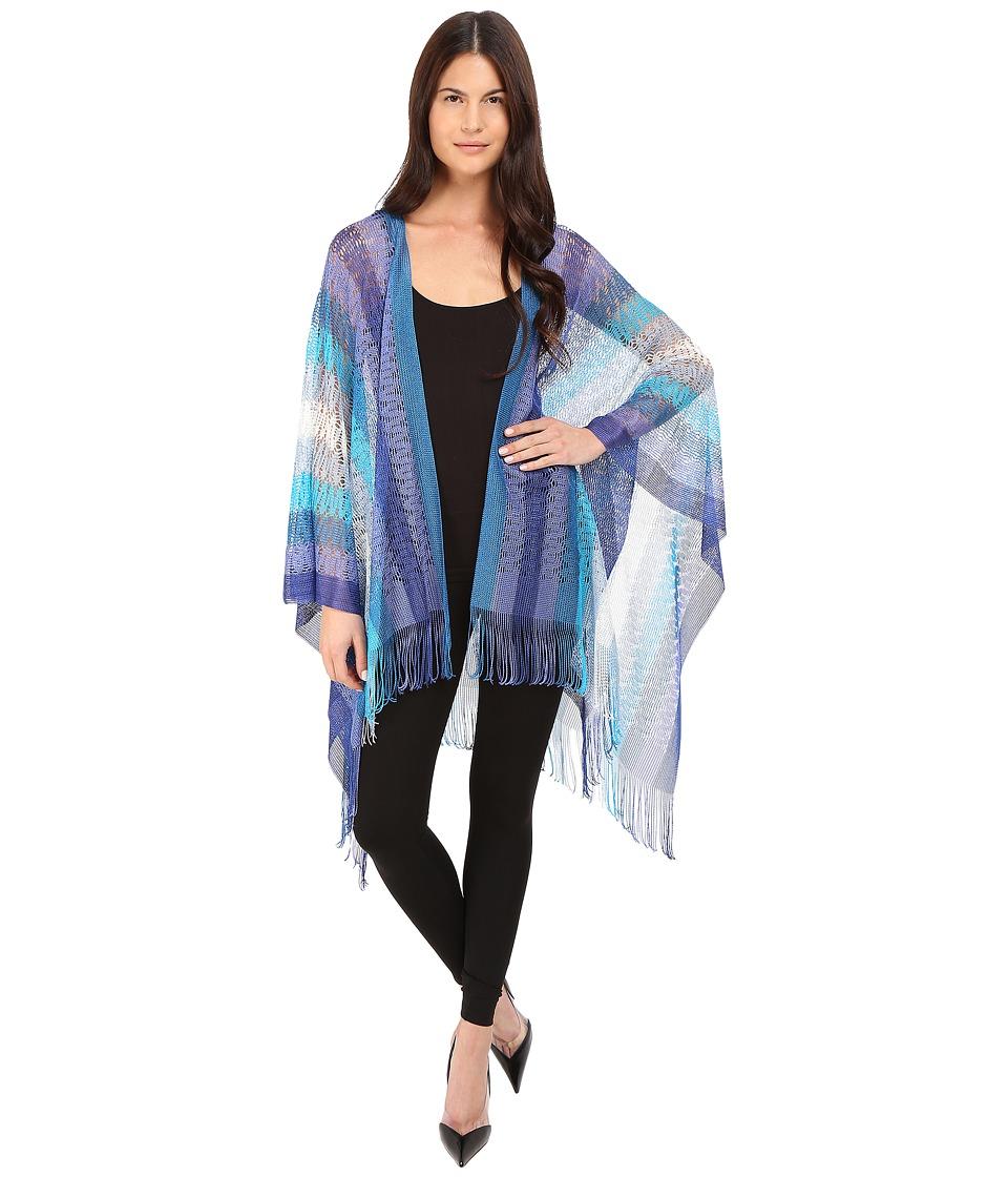Missoni MAU7VID5437 Blue Womens Clothing