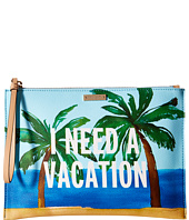 Kate Spade New York - Breath of Fresh Air Vacation Medium Bella Pouch