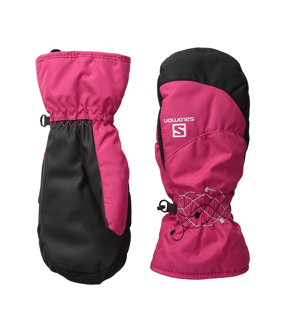 Salomon Electra Mitten Girl (Gaura Pink/Black) Cycling Gloves