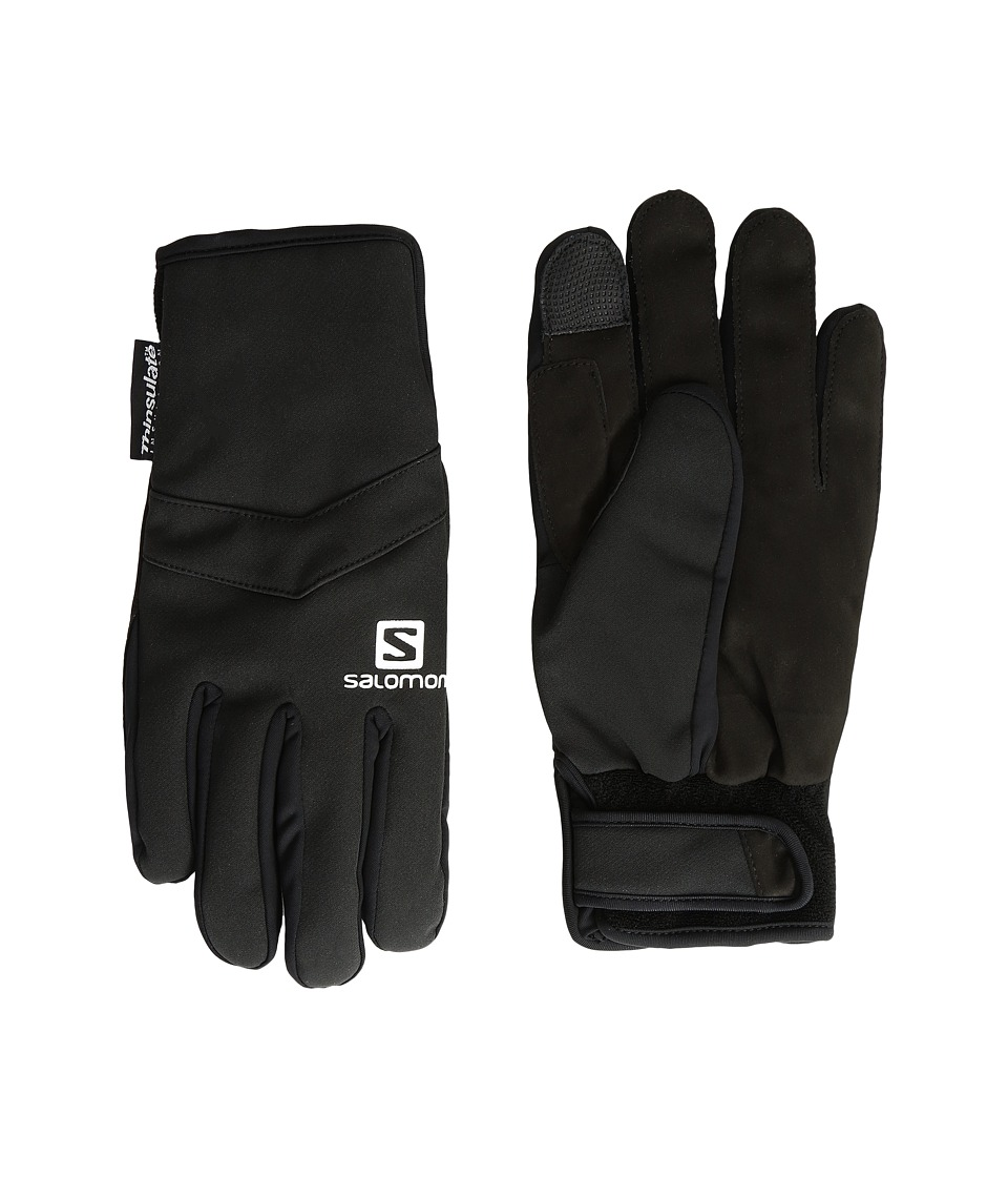 Salomon Thermo Glove M (Black 3) Cycling Gloves