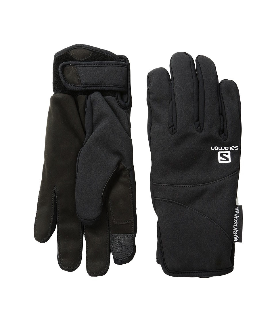 Salomon Thermo Glove W (Black 4) Cycling Gloves