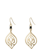 The Sak - Pierced Teardrop Earrings