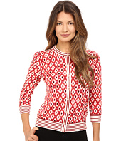 Kate Spade New York - Posy Ikat Cardigan