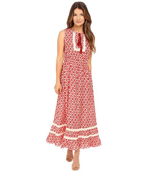 Kate Spade New York Posy Ikat Patio Dress