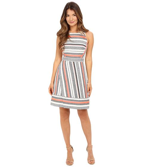 Kate Spade New York Ribbon Jacquard Dress