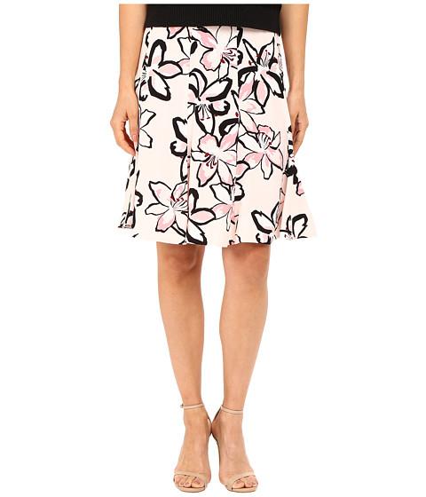 Kate Spade New York Tiger Lily Crepe Skirt