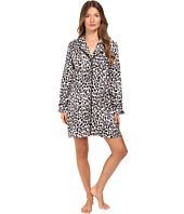 Kate Spade New York - Brushed Back Sateen Sleepshirt