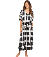 Kate Spade New York - Charmeuse Caftan