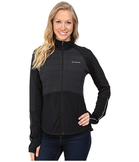 Columbia Trail Flash Hybrid Jacket - Black