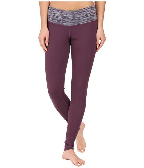 Columbia Luminescence™ Leggings - Dusty Purple/Dusty Purple Jacquard