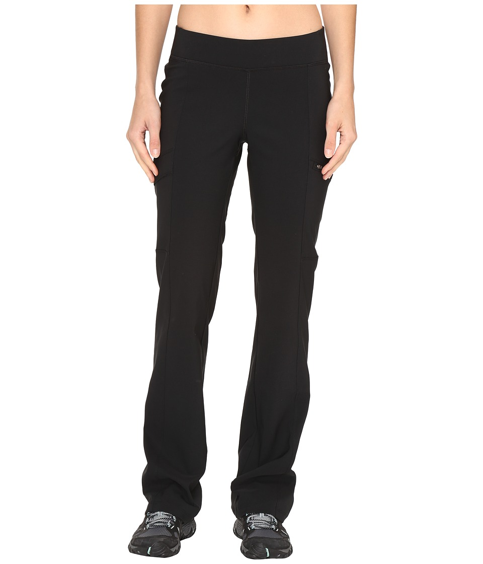 Columbia Back Beauty Cargo Pants (Black) Women's Casual P...