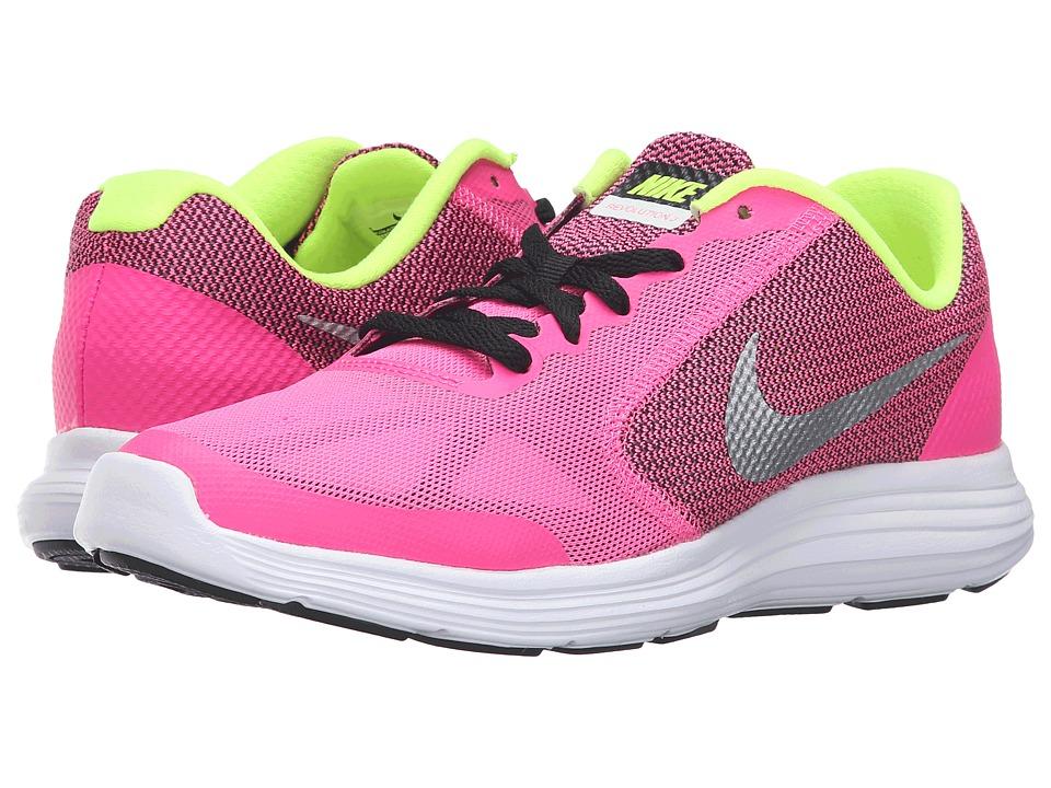 054c378b09b ... Shoes ( UPC 882801593635 product image for Nike Kids - Revolution 3  (Big Kid) (Pink ...