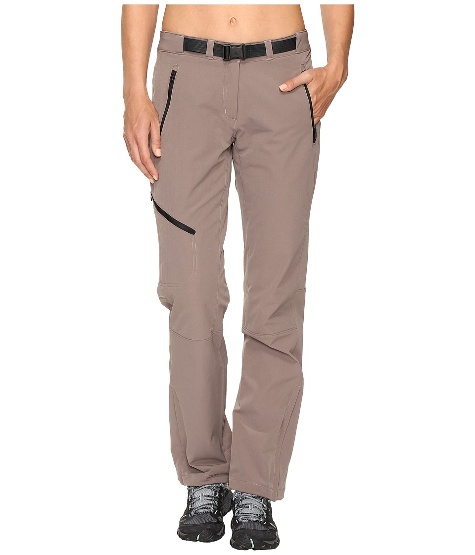 Image of adidas Outdoor - Allseason Pants (Tech Earth) Women's Casual Pants
