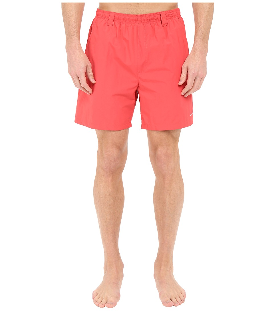 Columbia Backcast III Water Trunk (Sunset Red) Men