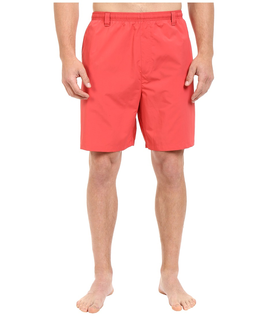 Columbia Big Tall Backcast IIItm Water Short (Sunset Red) Men