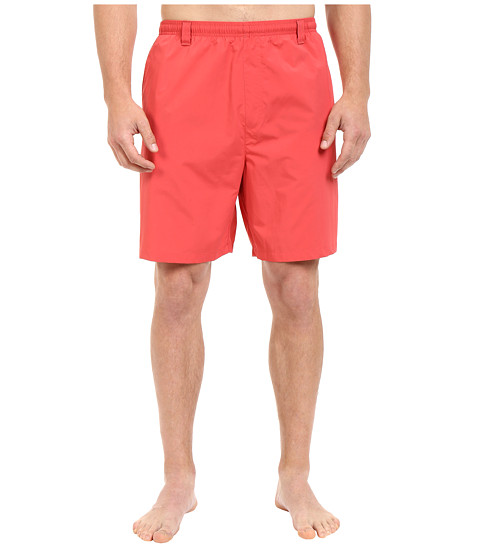 Columbia Big & Tall Backcast III™ Water Short - Sunset Red