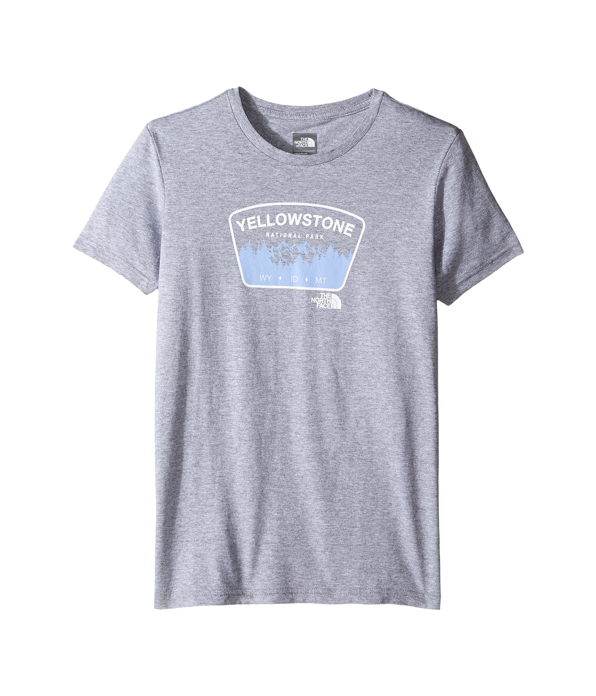 The north face kids short sleeve graphic tee little kids for Graphic t shirts for kids