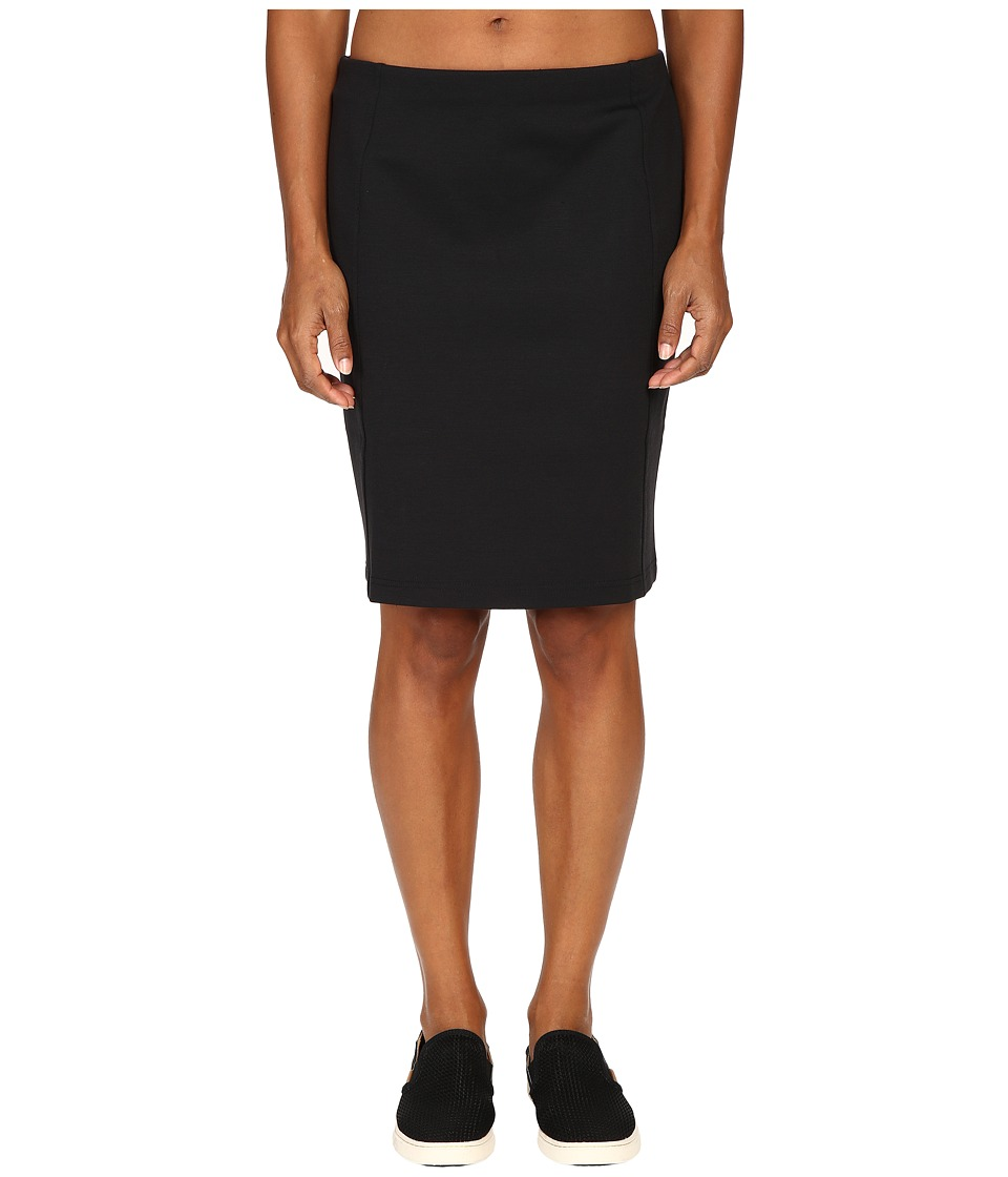 ExOfficio Odessa Skirt (Black) Women
