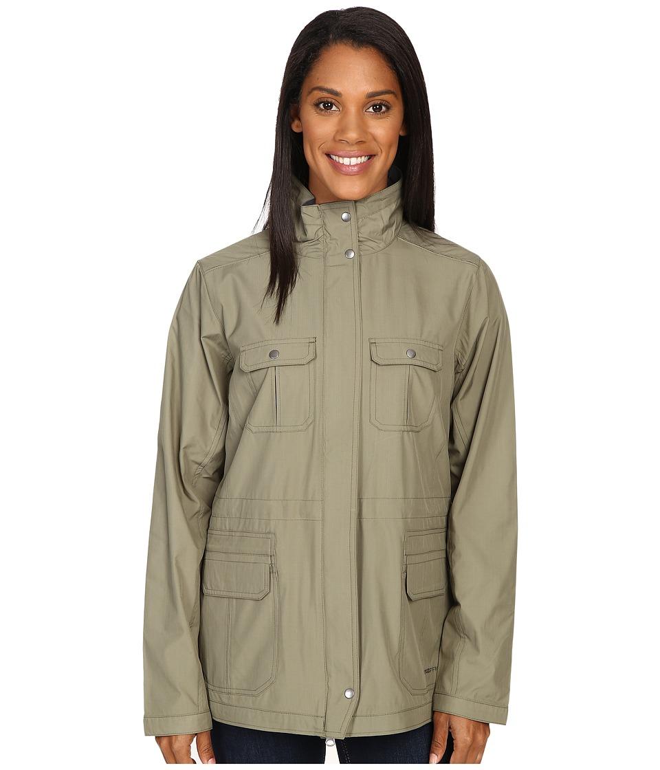 ExOfficio - FlyQ Jacket (Bay Leaf) Womens Coat