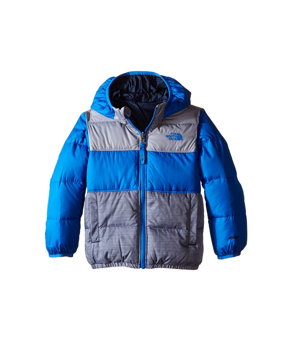 The North Face Kids - Reversible Moondoggy Jacket (Toddler) (Jake Blue) Boy
