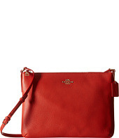 COACH - Polished Pebble Crossbody