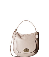 COACH - Smooth Leather Circle Hobo