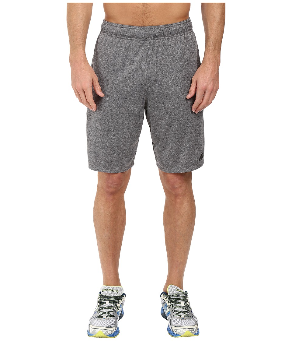 New Balance Versa Shorts (Athletic Grey) Men
