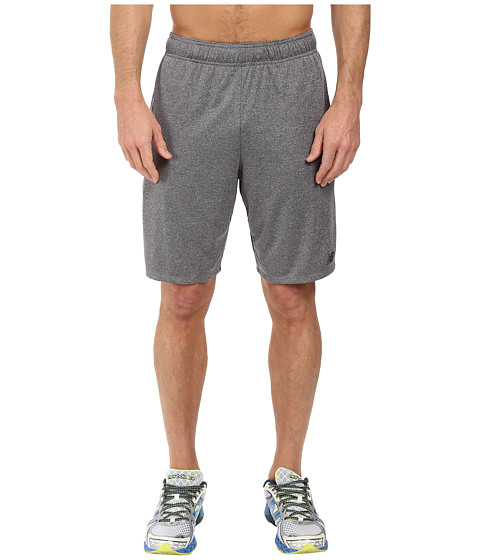 New Balance Versa Shorts - Athletic Grey