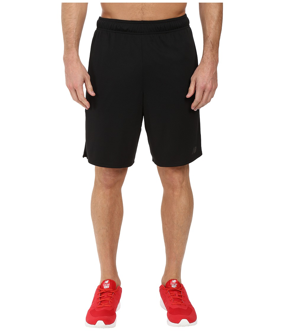 New Balance Versa Shorts (Black) Men