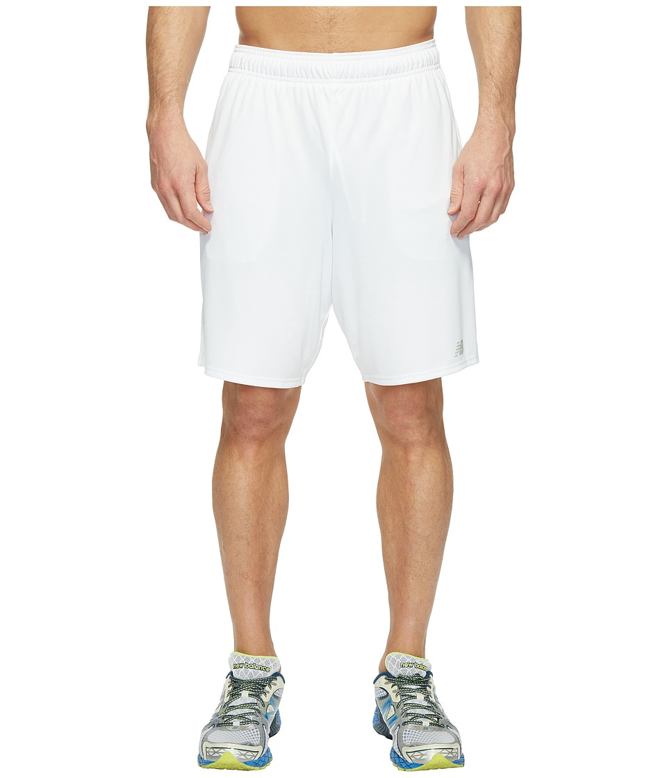 New Balance Versa Shorts (White) Men