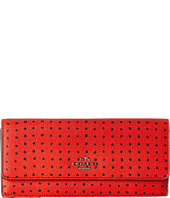 COACH - Print Crossgrain Soft Wallet