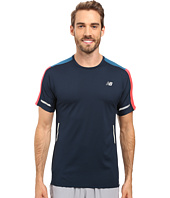 New Balance - Precision Run Short Sleeve Top