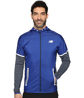 New Balance - Performance Merino Hybrid Jacket