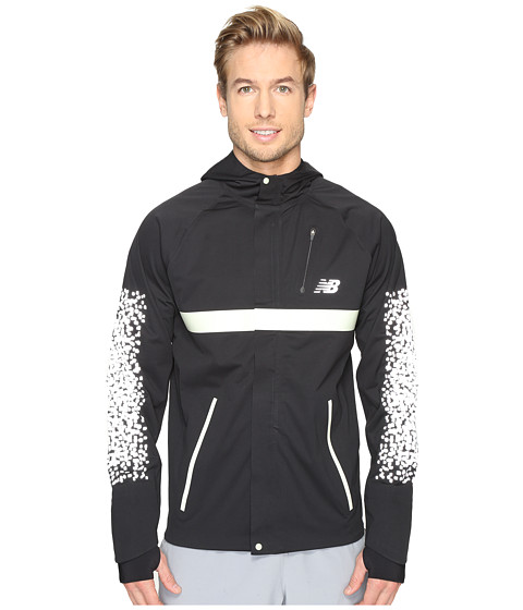 New Balance Beacon Jacket - Black