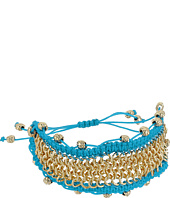 Sam Edelman - Chainmail Macrame Bracelet