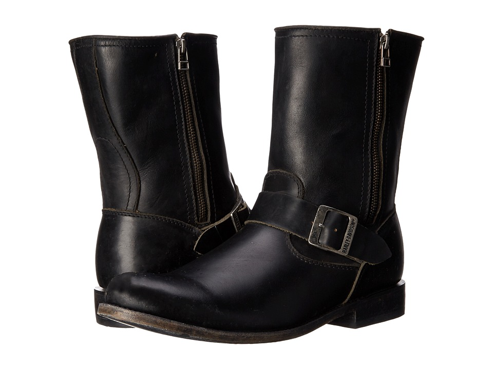 Harley Davidson Abordale Black Mens Boots