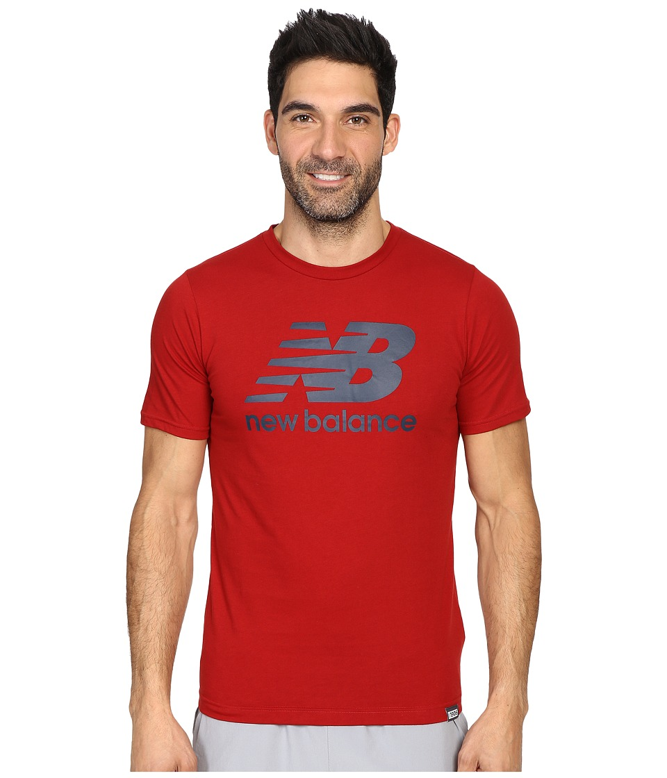 New Balance - Classic Short Sleeve Logo Tee (Envy) Men
