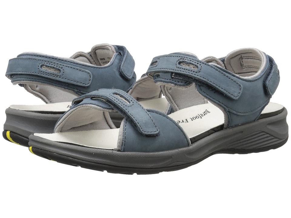 Drew Cascade (Denim Blue Nubuck) Sandals