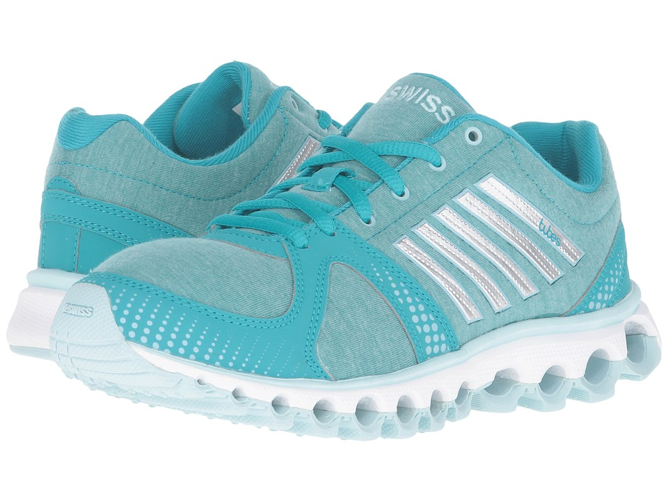 K-Swiss X-160 Heather CMF (Lake Blue/Clearwater) Women