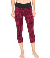 New Balance - Premium Performance Capri Print Pants