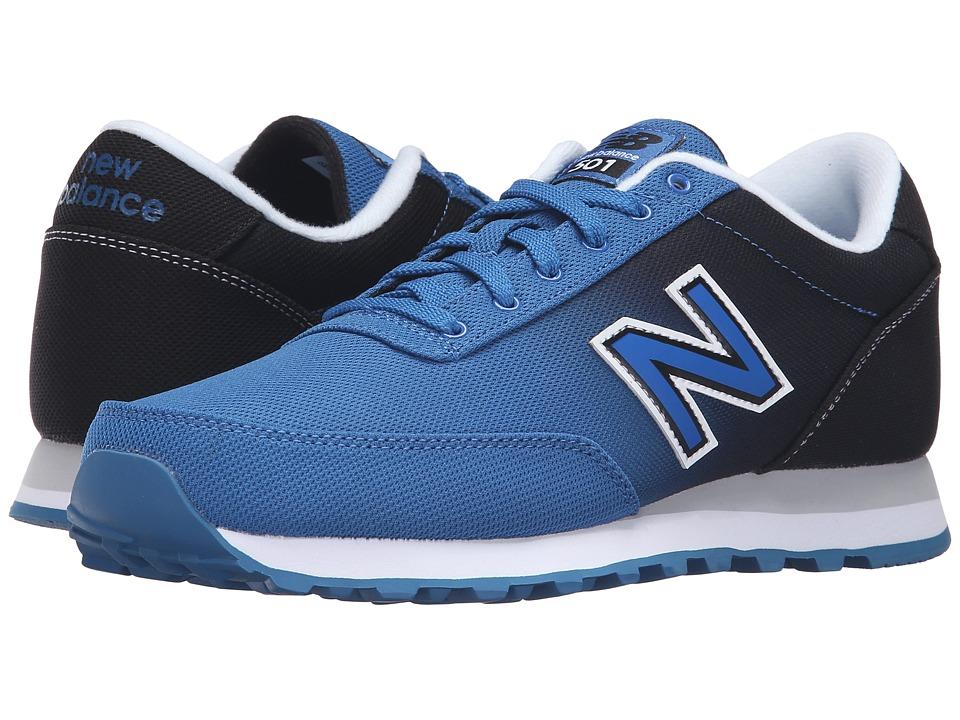 New Balance Classics - ML501 (Blue/Black) Men