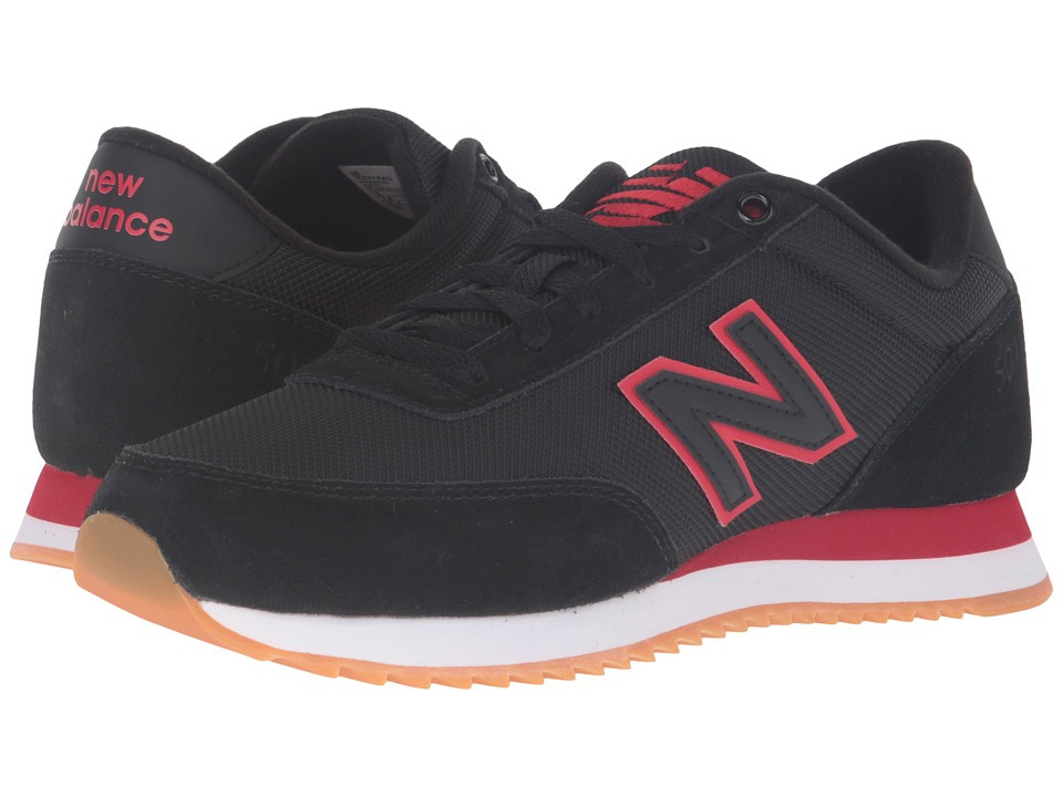 New Balance Classics MZ501v1 (Black/Crimson) Men