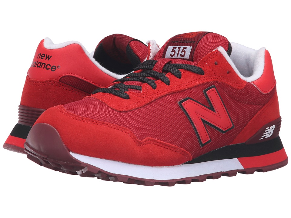 New Balance Classics ML515 (Red/Black) Men