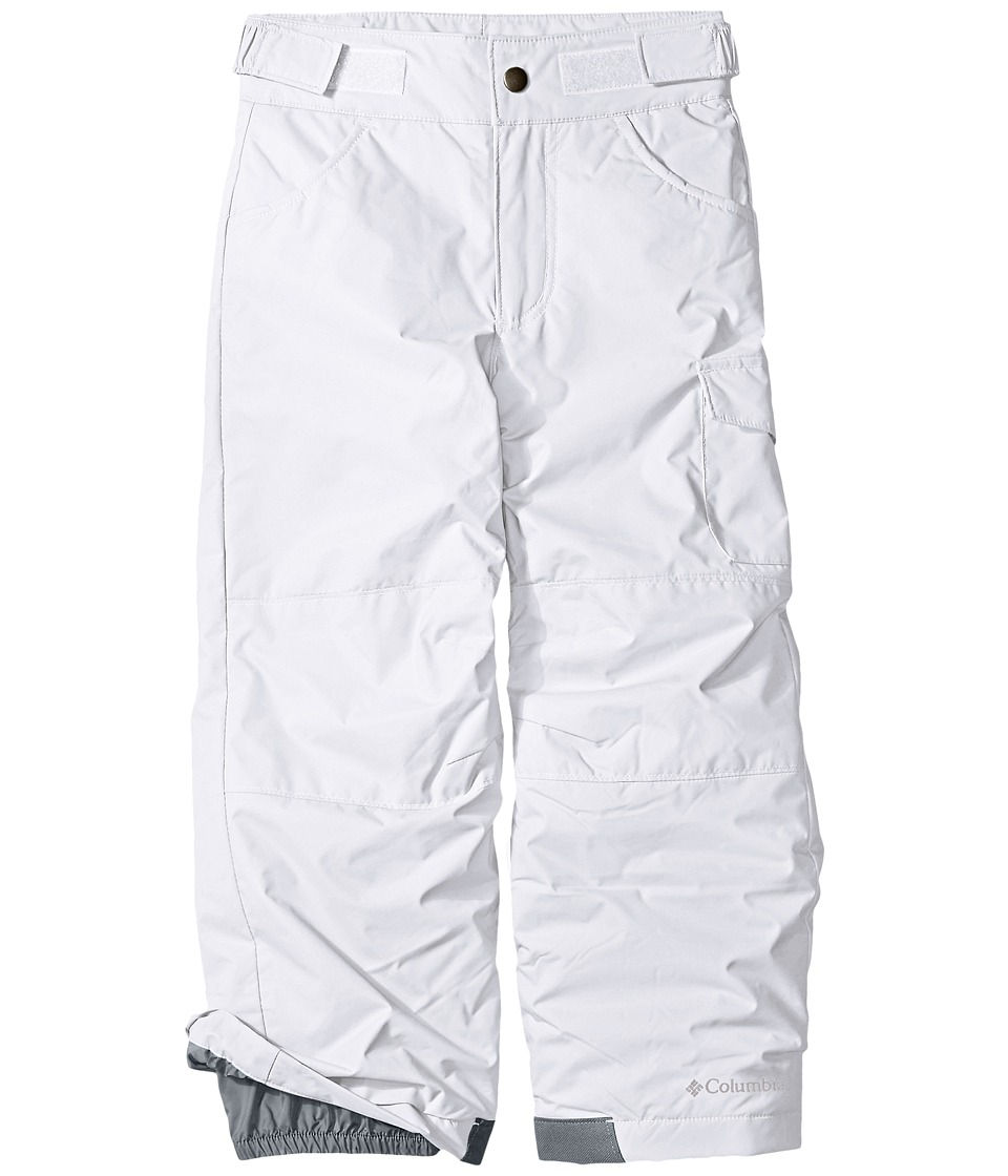 Columbia Kids - Starchasertm Peak II Pants (Little Kids/Big Kids) (White) Girls Clothing