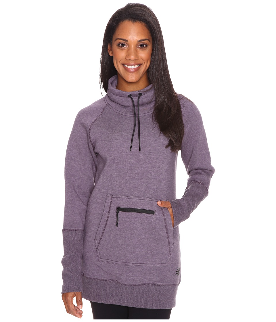 New Balance Sport Style Tunic (Feather Heather) Women