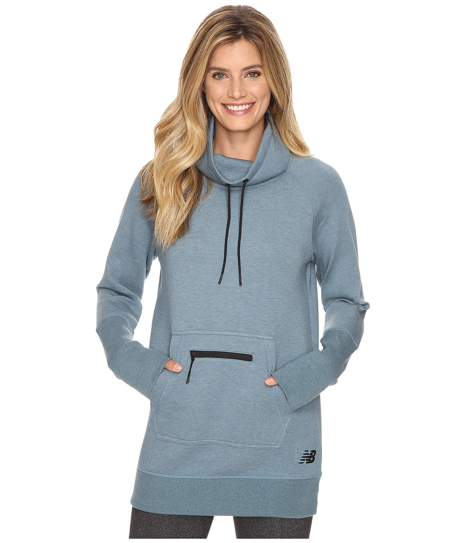New Balance Sport Style Tunic (Riptide Heather) Women
